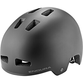 Endura PissPot Casco, matte black